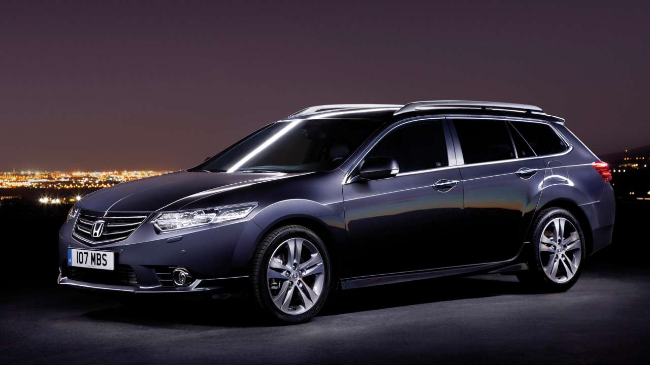 Bilder zum Honda Accord Tourer (2011)