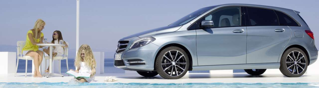 Bilder zum Mercedes-Benz B-Klasse Sports Tourer (2011)