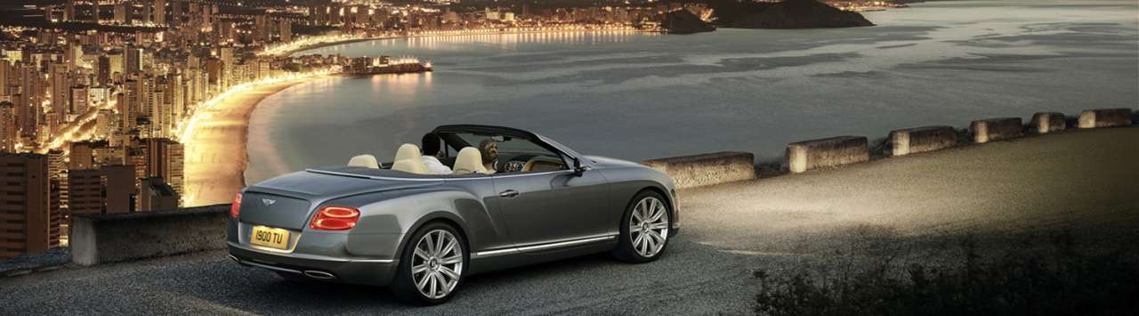Bilder zum Bentley Continental GTC (2011)