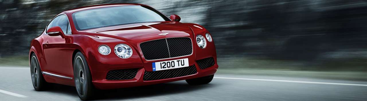 Bilder zum Bentley Continental GT (2009)