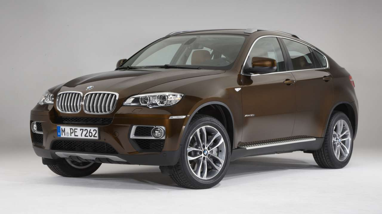 Bilder zum BMW X6 Sports Activity Coupé (2012)