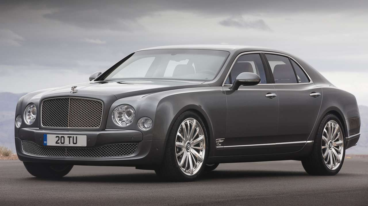 Bilder zum Mulsanne Mulliner Driving Specification