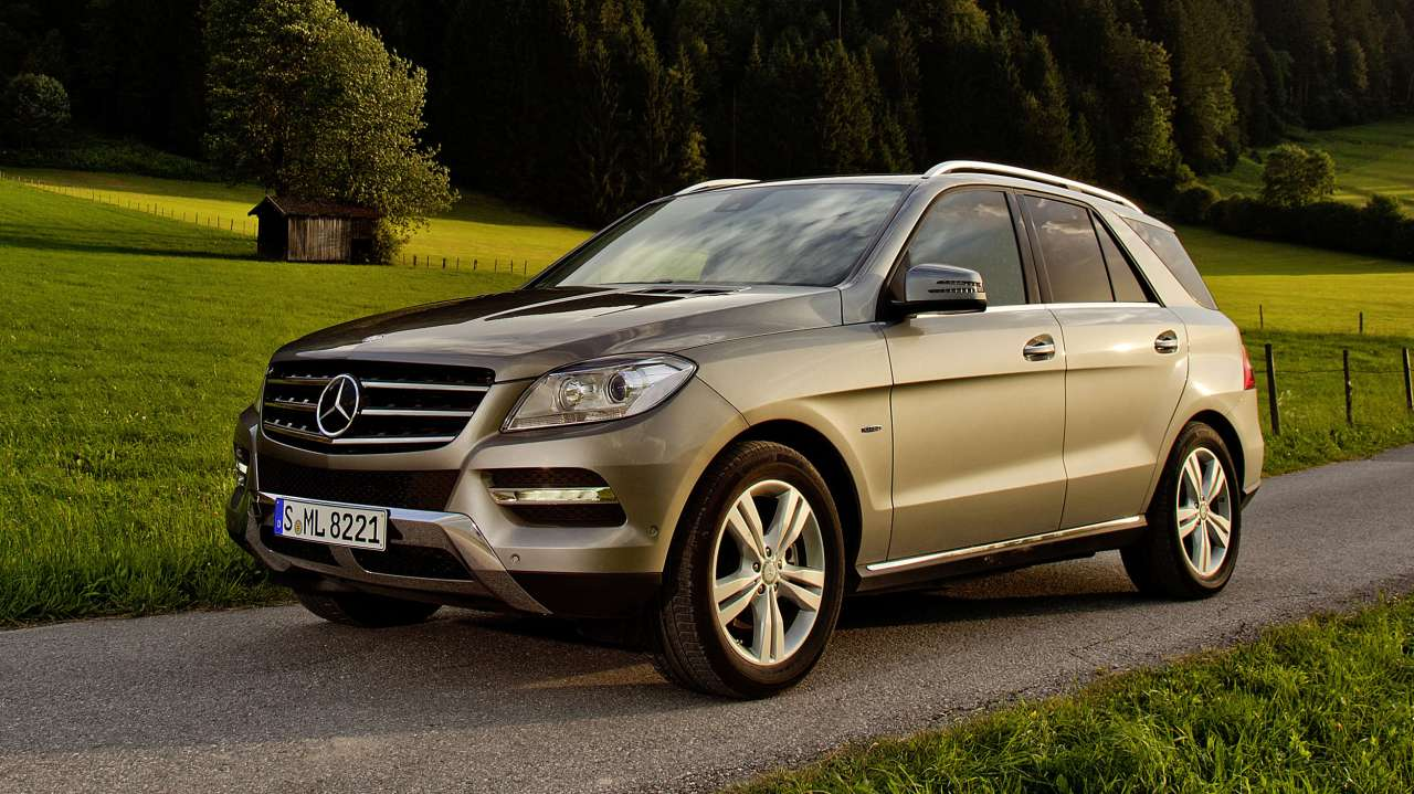 Mercedes-Benz M 500 4MATIC