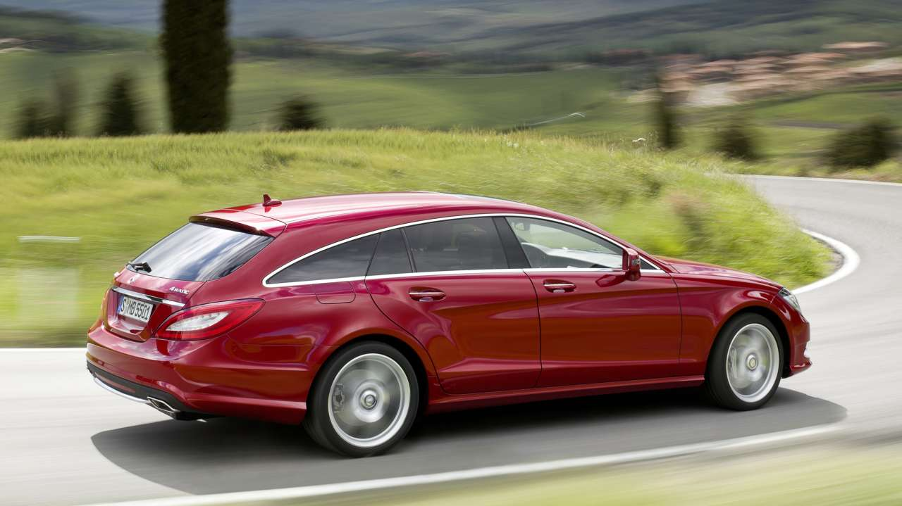 Mercedes-Benz CLS 500 Shooting Brake