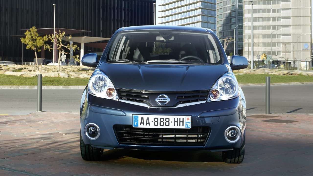 Nissan Note I-Way