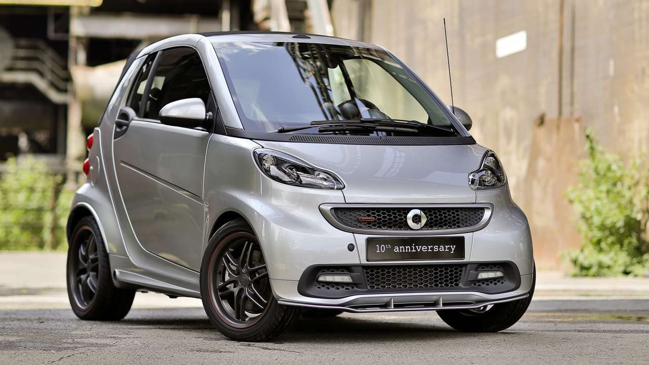 Bilder zum smart BRABUS 10th anniversary