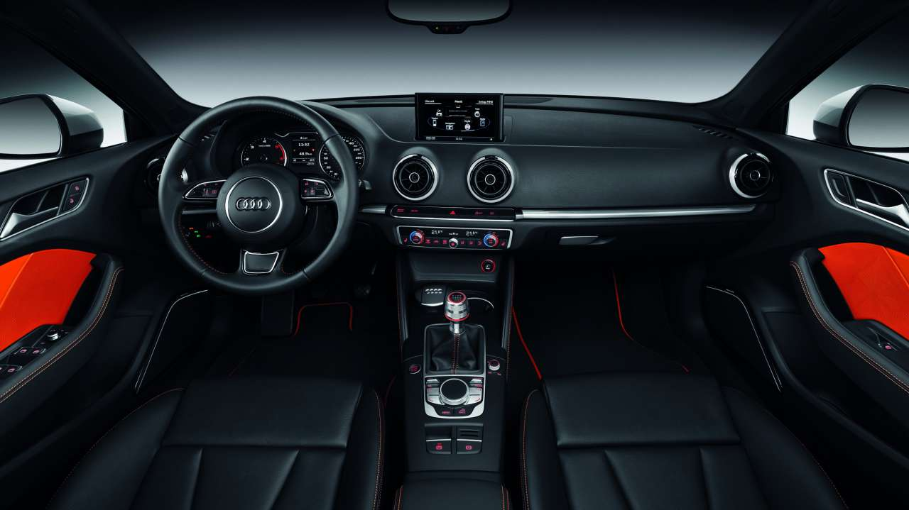 Audi A3 Sportback mit Audi design selection