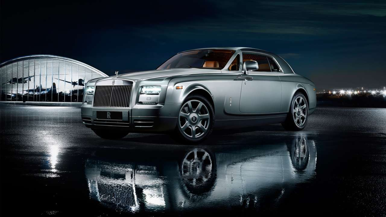 Bilder zum Rolls-Royce Phantom Coupé Aviator