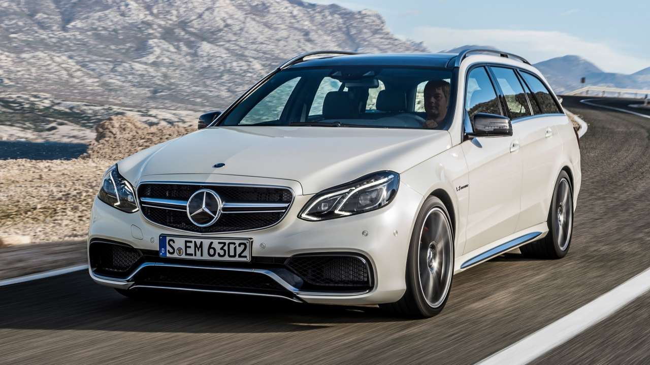 Mercedes-Benz E 63 AMG 4MATIC S-Modell T-Modell