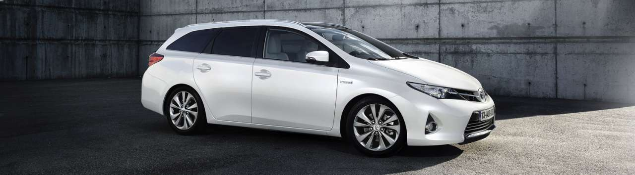 Bilder zum Toyota Auris Touring Sports (2013)