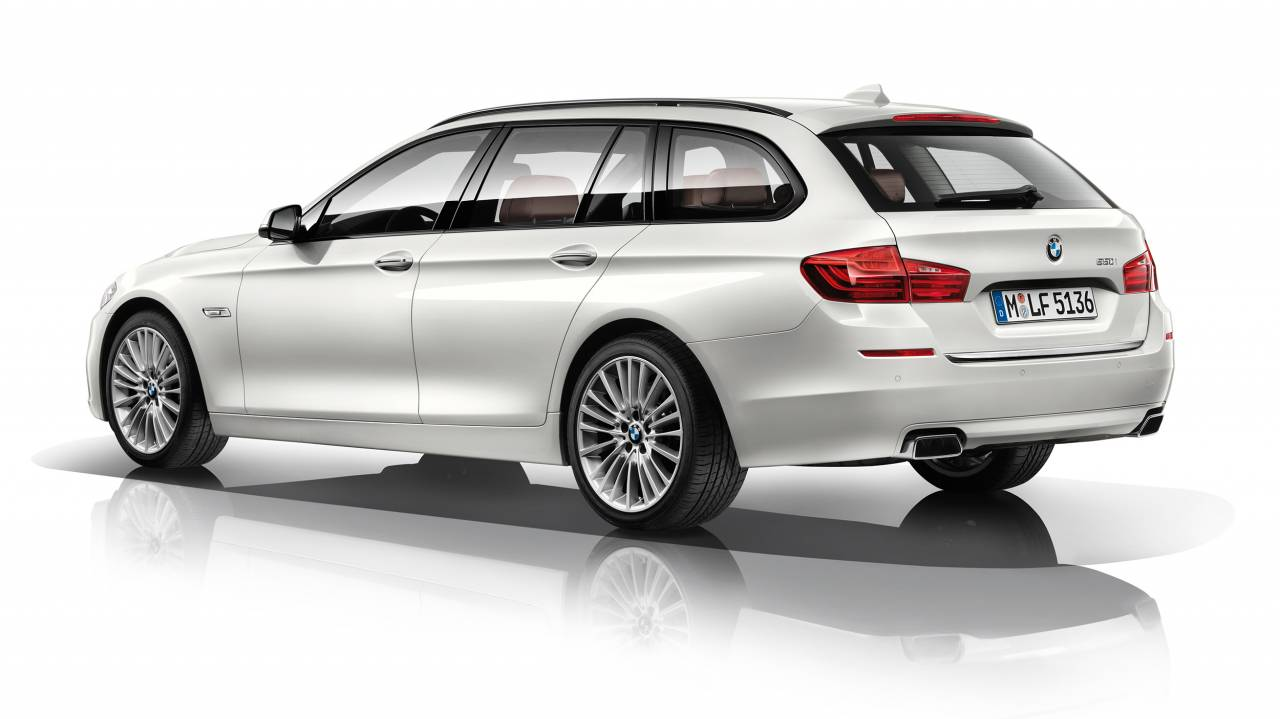 BMW 5er Touring Luxury Line