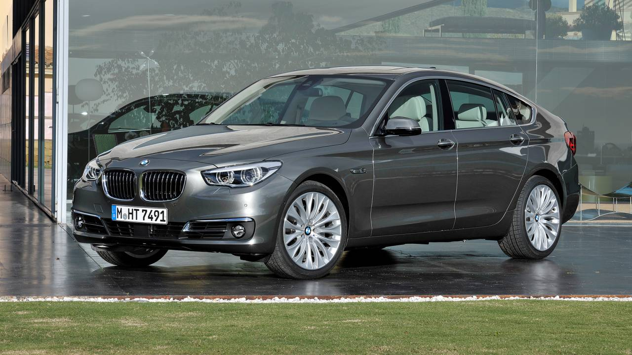 BMW 535i GT Luxury Line