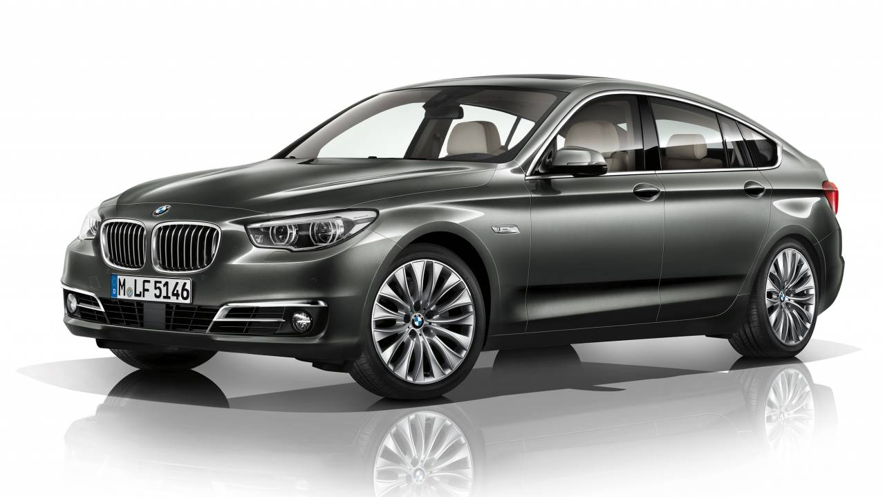 BMW 5er GT Luxury Line