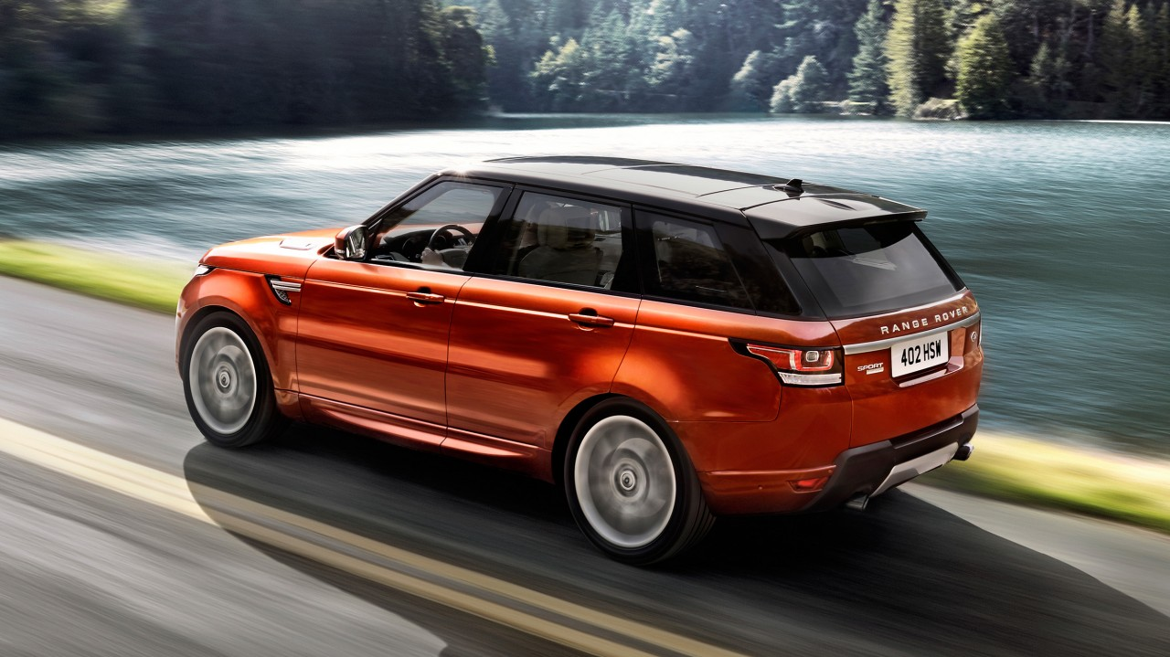Range Rover Sport V8 Supercharged Chile