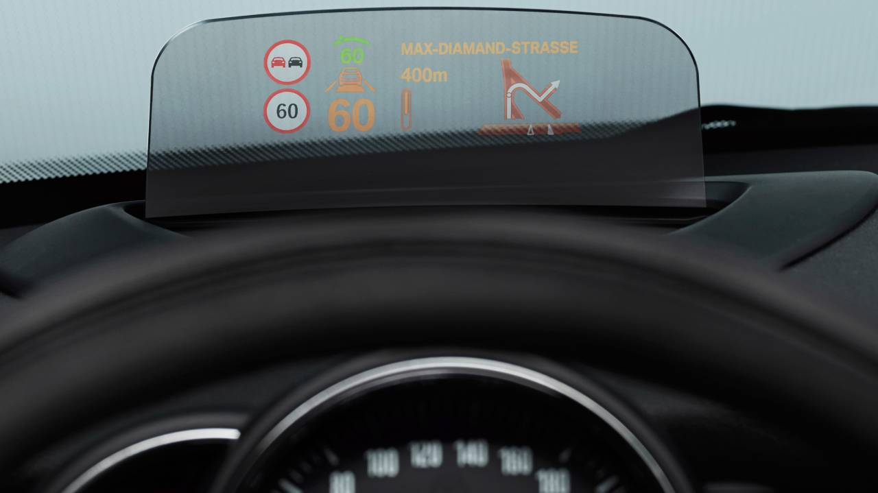 Mini Head Up Display
