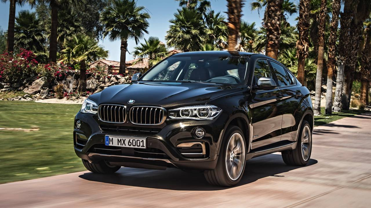 Bilder zum BMW X6 Sports Activity Coupé (2014)