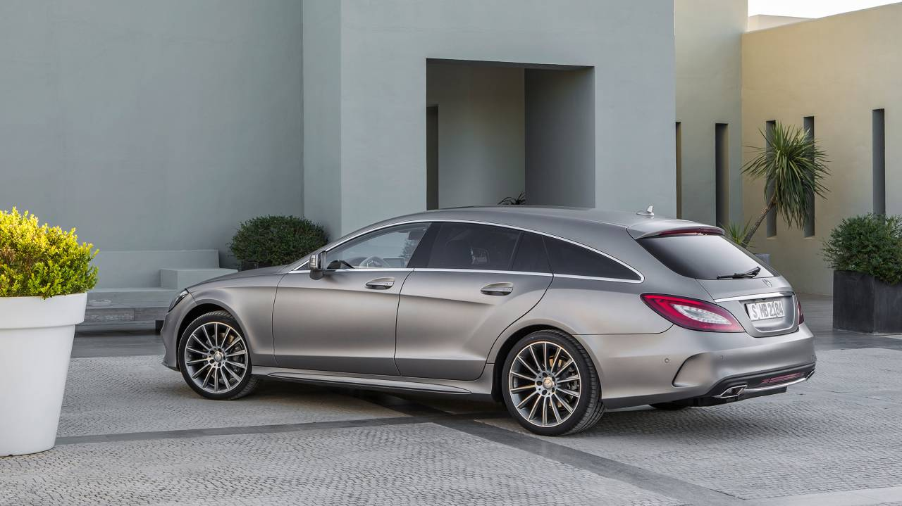 Mercedes-Benz CLS 400 Shooting Brake