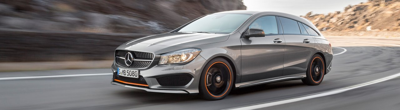 Bilder zum Mercedes-Benz CLA Shooting Brake (2015)