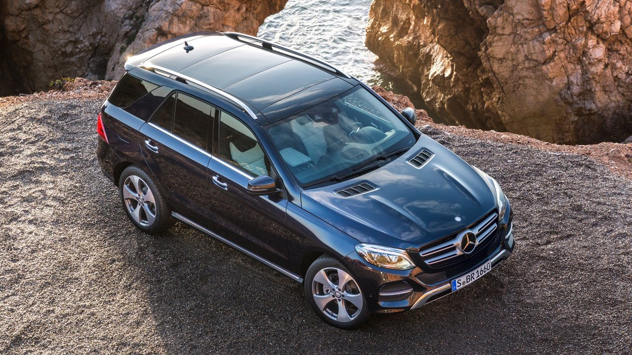 Mercedes-Benz GLE 250 d 4MATIC