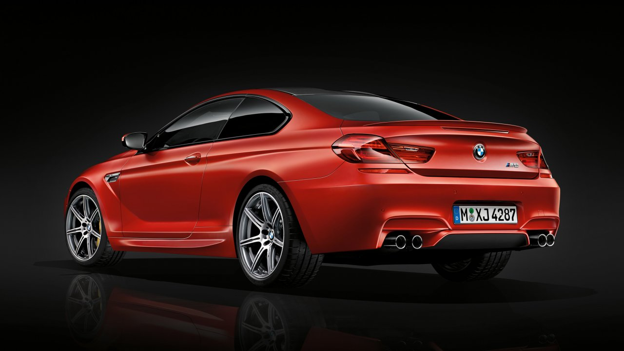 BMW M6 mit Competition Paket (2015)