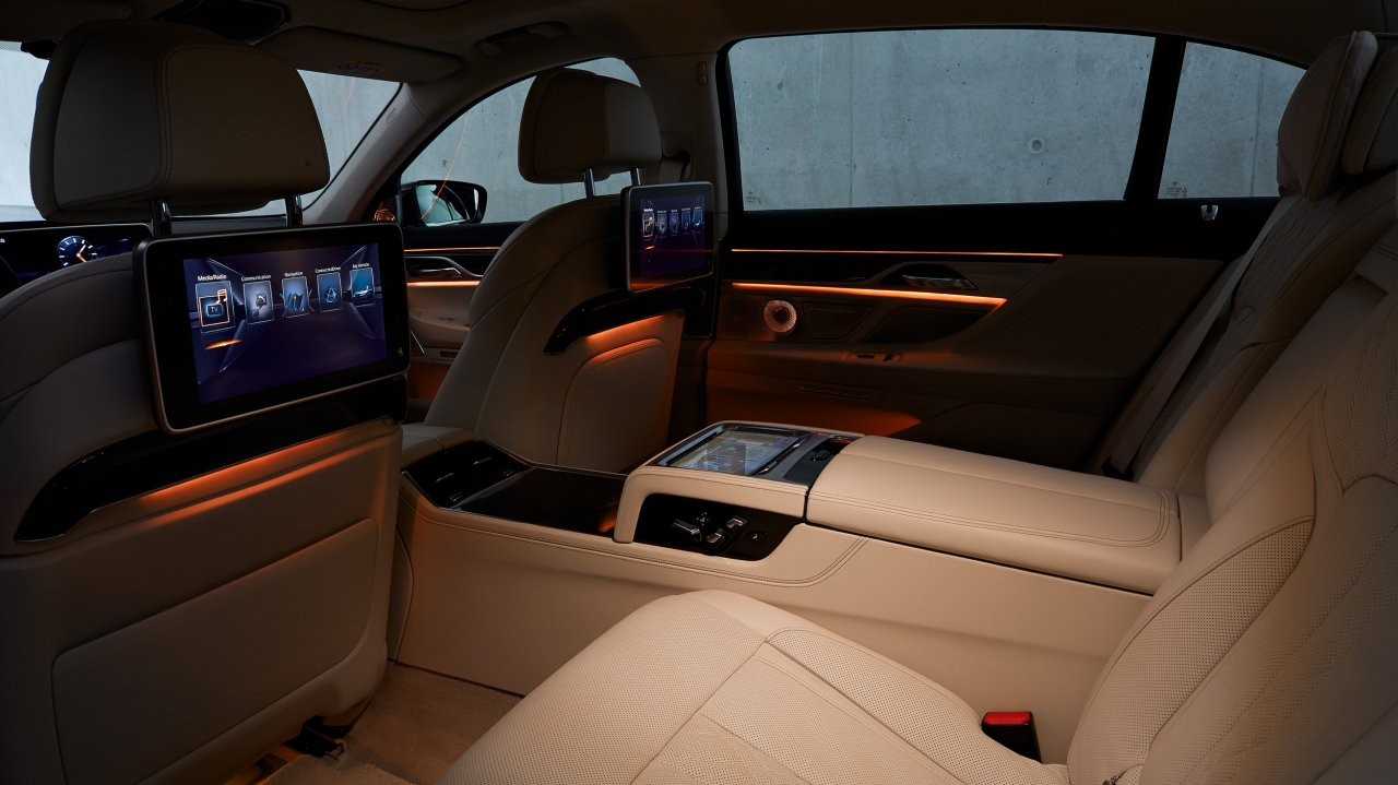 BMW 7er Limousine Langversion (2015)