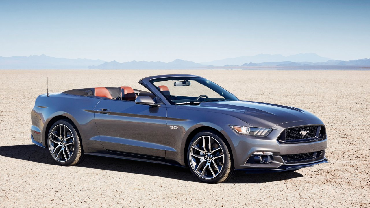 Ford Mustang GT 5.0 Cabrio (2015)
