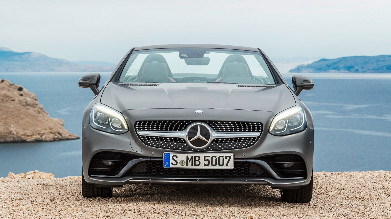 Mercedes-Benz SLC 300 (2016)
