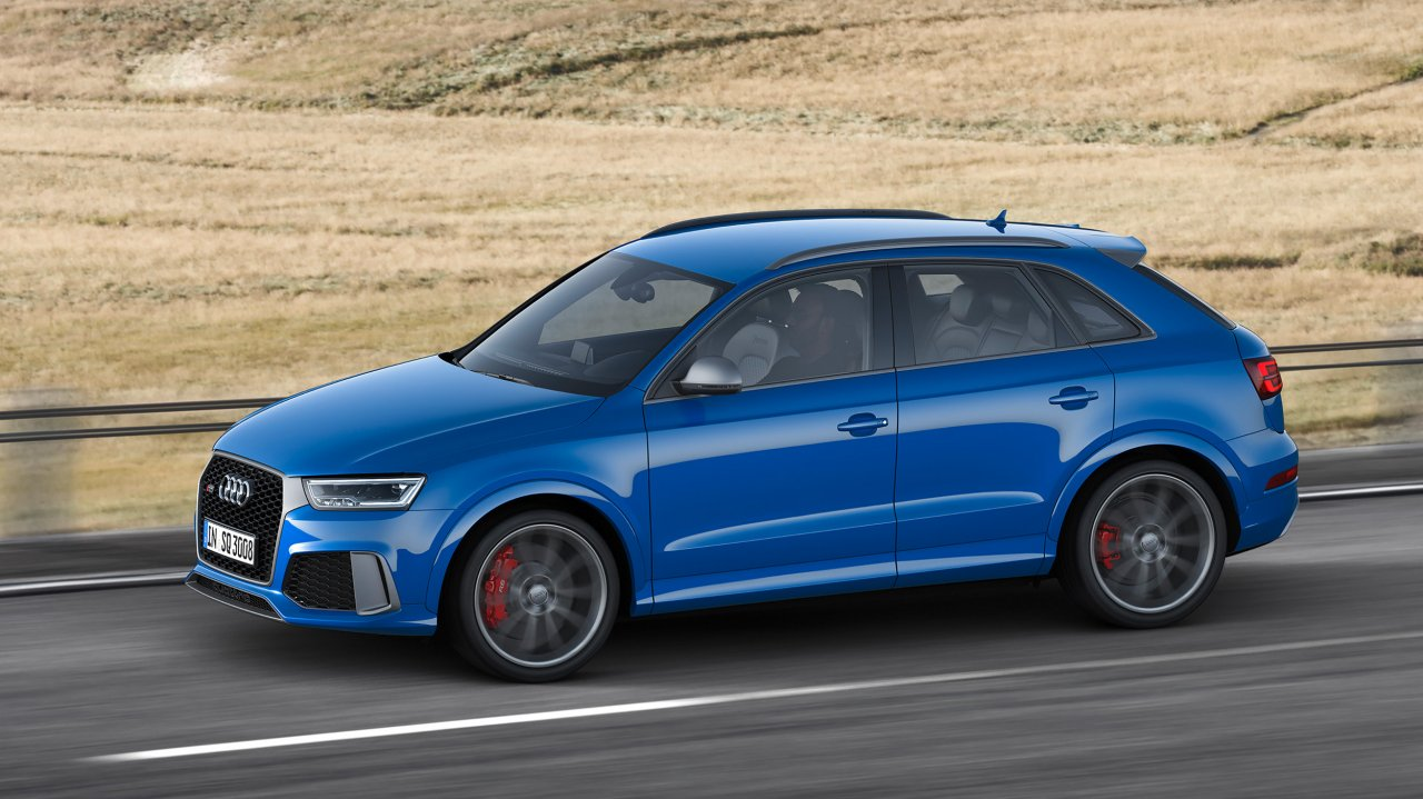 Audi RS Q3 Performance (2016)