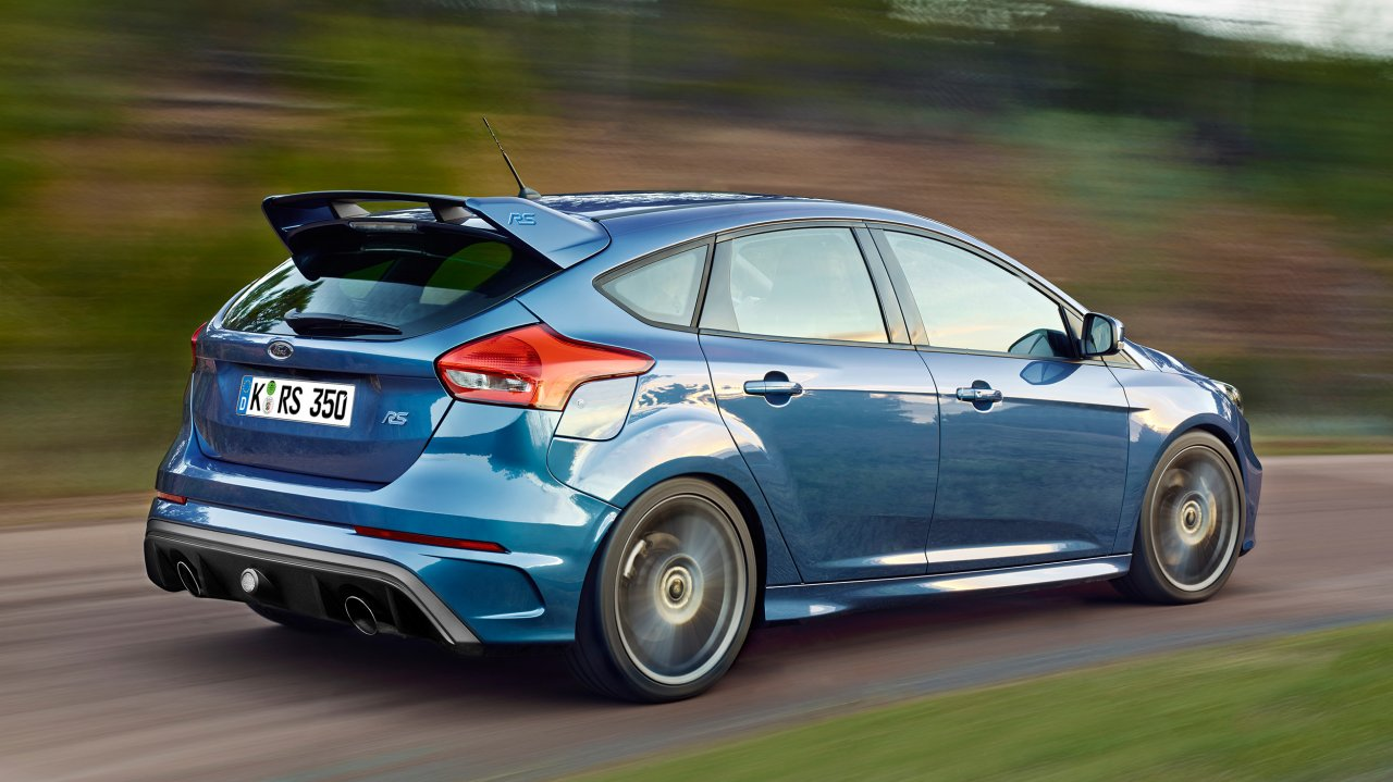 Ford Focus RS (2016)