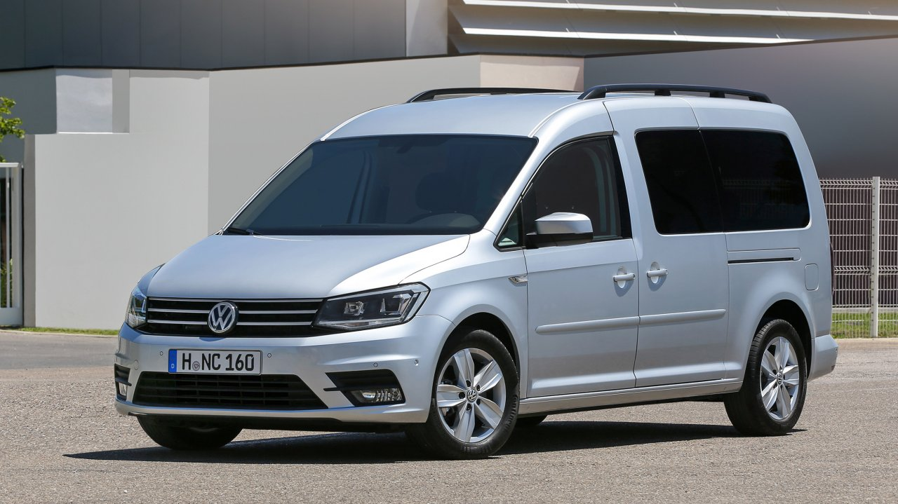VW Caddy Maxi Comfortline (2015)