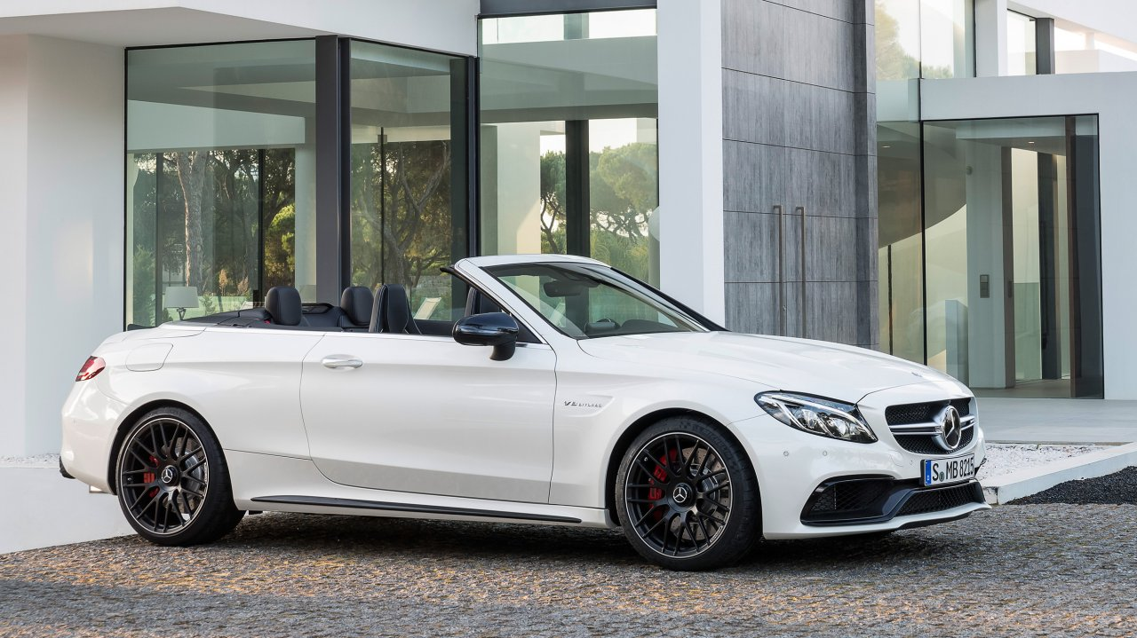 Mercedes-AMG C 63 S Cabriolet (2016)