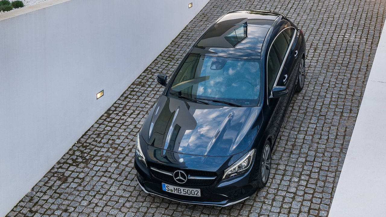 Mercedes-Benz CLA 250 4MATIC Shooting Brake (2016)