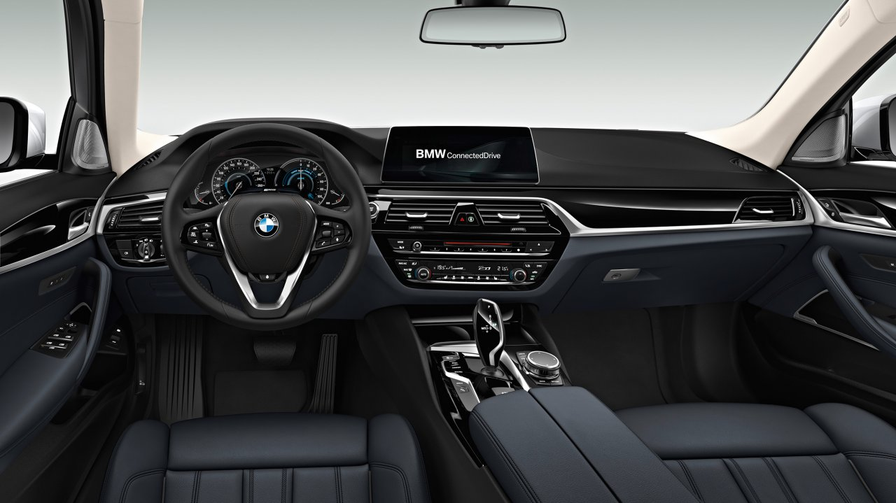 BMW 530e iPerformance Limousine (2017)