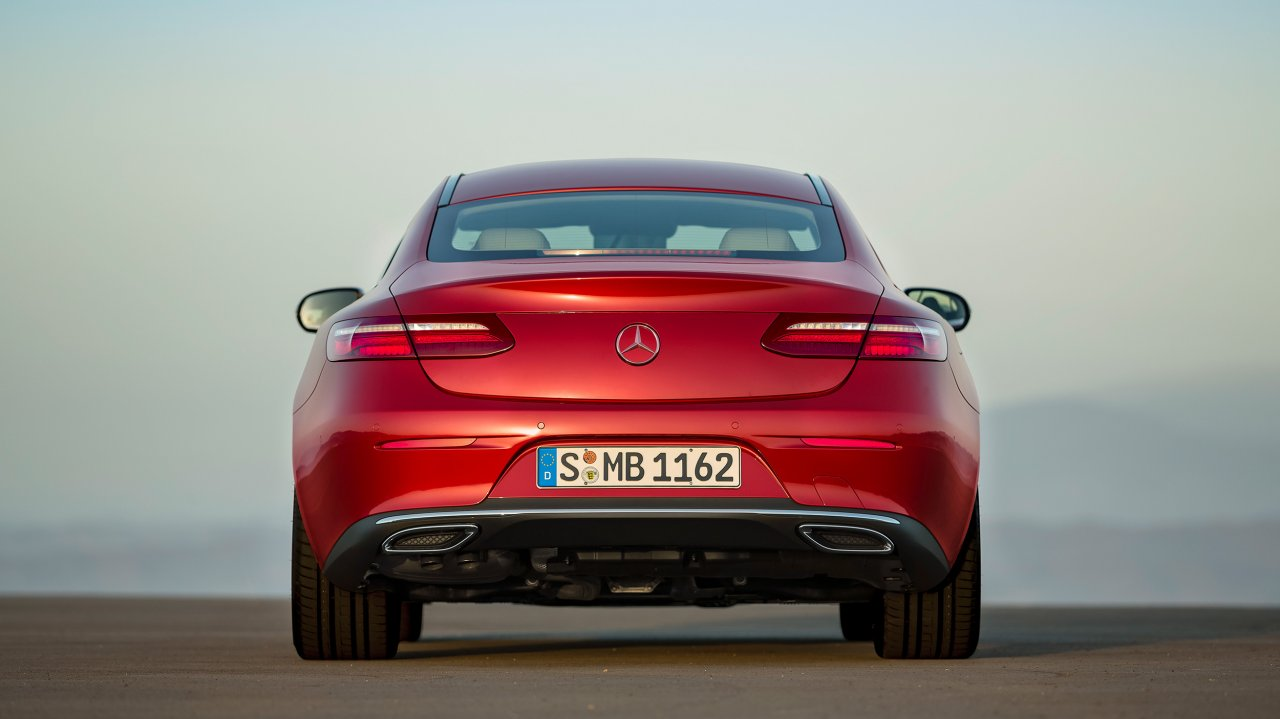 Mercedes-Benz E-Klasse Coupé (2017)