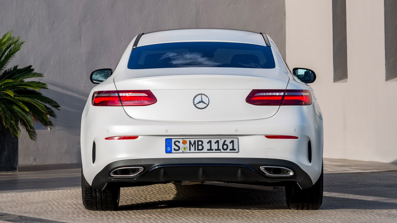 Mercedes-Benz E-Klasse Coupé AMG Line Edition 1 (2017)