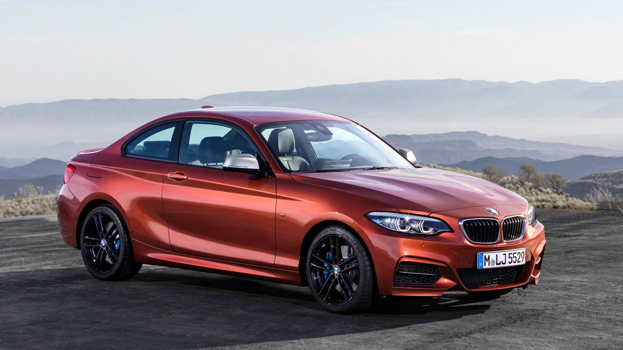 BMW M240i Coupé (250 kW / 340 PS), 8-Gang Automatik (Steptronic) (seit Juli 2017)