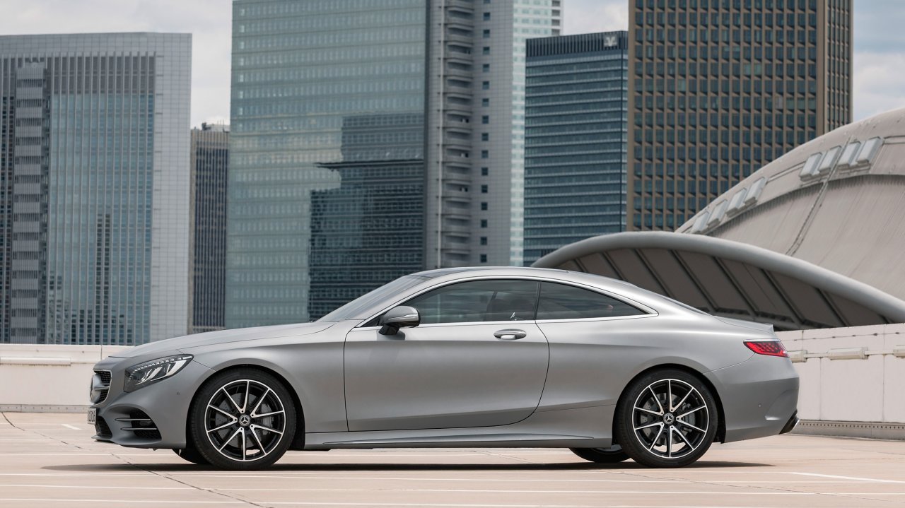 Mercedes-Benz S 450 4MATIC (2017)