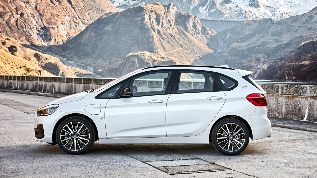 BMW 225xe iPerformance Active Tourer (2018)