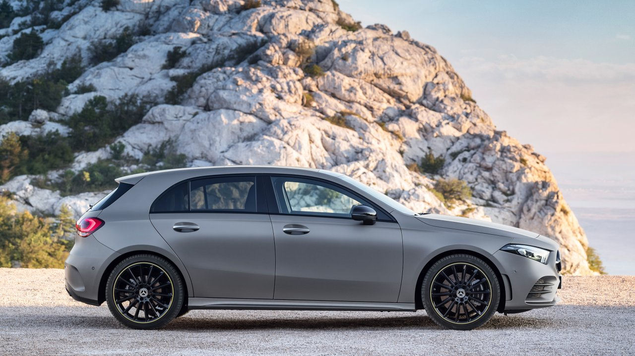Mercedes-Benz A-Klasse Edition 1 (2018)
