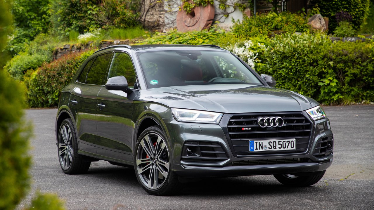 Audi SQ5 TDI SUV (255 kW / 347 PS), 8-Gang Automatik (tiptronic) (seit April 2019)