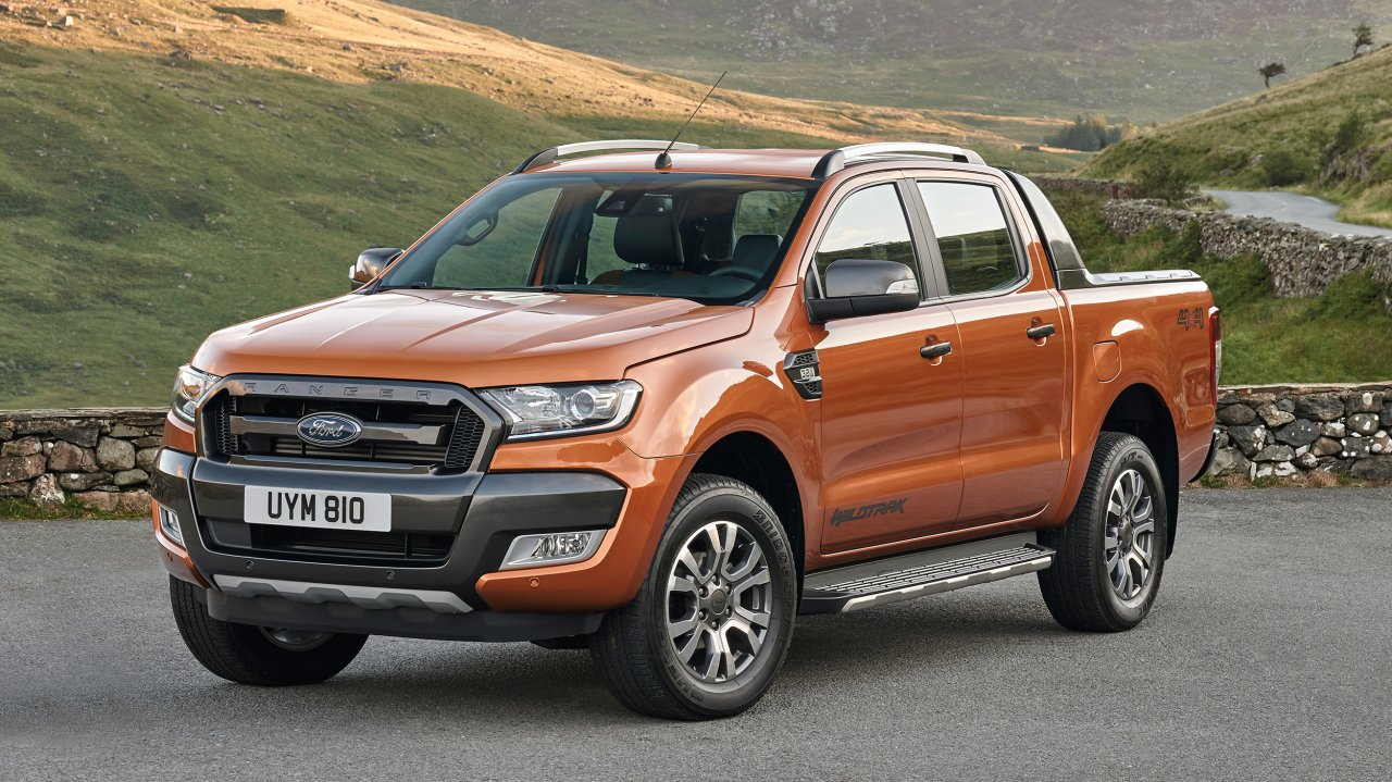 Bilder zum Ford Ranger Pick Up (2015)