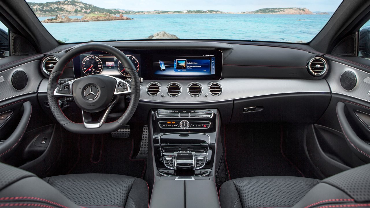 Mercedes-AMG E 43 4MATIC (2016)