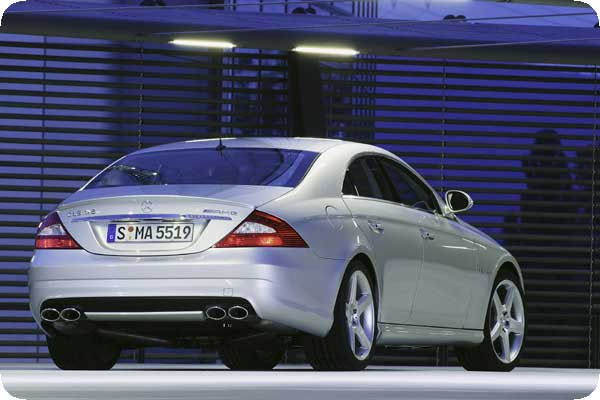 CLS 63 AMG mit 515 PS