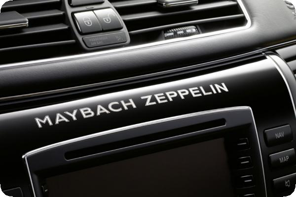 Maybach 62 Zeppelin