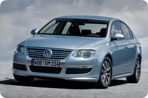 VW Passat BlueMotion