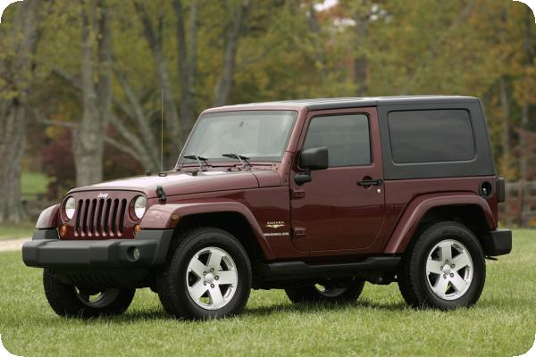 Jeep Wrangler Hard-Top