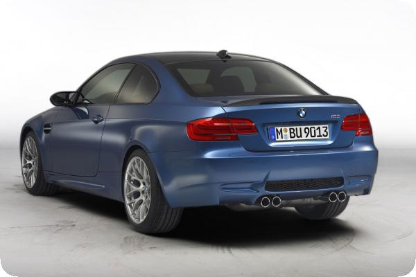 BMW M3 Competition Paket