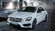 "Technische Daten Mercedes-Benz CLA 45 AMG Coupé (265 kW / 360 PS), 7-Gang Automatik ""AMG SPEEDSHIFT DCT 7-Gang Sportgetriebe"" (ab September 2013)"