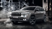 Sondermodell Jeep Cherokee Night Eagle