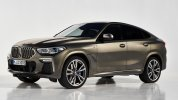 Bilder zum BMW X6 Sports Activity Coupé (2019)